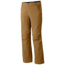 Mountain Hardwear Piero Pants - UPF 50 (For Men) in Maple - Closeouts