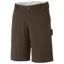 Mountain Hardwear Piero Shorts - UPF 50 (For Men) in Cordovan - Closeouts