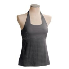 Mountain Hardwear Placement Halter Top (For Women) in Grill - Closeouts