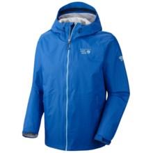 Mountain Hardwear Plasmic Dry.Q® Evap Jacket (For Men) in Blue Ridge - Closeouts