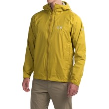 Mountain Hardwear Plasmic Ion Dry.Q® Evap Jacket - Waterproof (For Men) in Electron Yellow - Closeouts