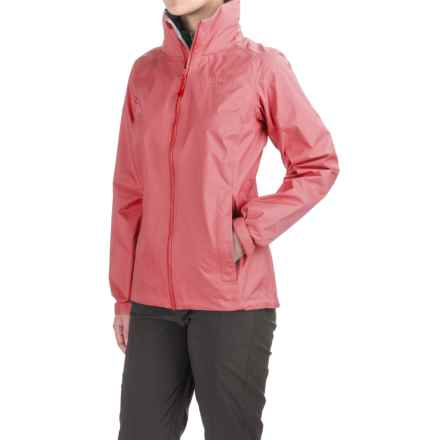 Mountain Hardwear Plasmic Ion Dry.Q Evap Jacket - Waterproof (For Women) in Paradise Pink - Closeouts