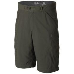 Mountain Hardwear Portino Shorts - UPF 50 (For Men) in Duffel