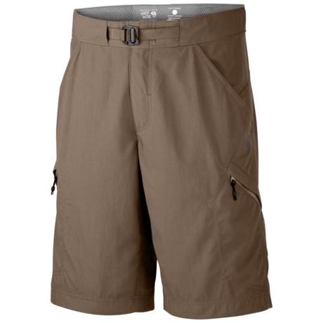 Mountain Hardwear Portino Shorts - UPF 50 (For Men) in Khaki