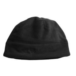 Mountain Hardwear Posh Dome Beanie Hat - Reversible (For Girls) in Black
