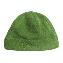 Mountain Hardwear Posh Dome Beanie Hat - Reversible (For Girls) in Jungle - Closeouts