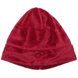 Mountain Hardwear Posh Dome Beanie Hat - Voluptuous Velboa Fleece (For Women)
