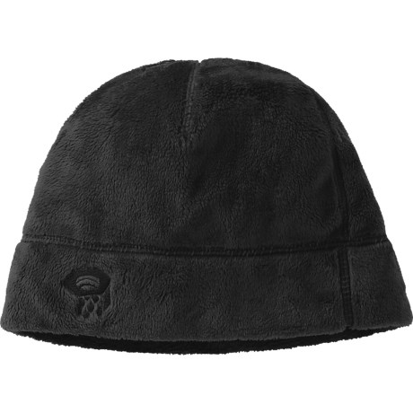 Mountain Hardwear Posh Dome Hat - Fleece (For Women) in Black
