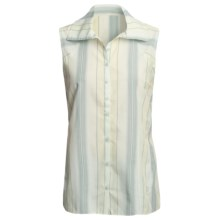 Mountain Hardwear Potala Shirt - Sleeveless (For Women) in Cabbage - Closeouts