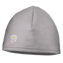 Mountain Hardwear Power Stretch® Beanie Hat (For Men) in Stainless - Closeouts