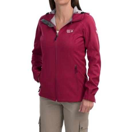 Mountain Hardwear Principia Softshell Jacket