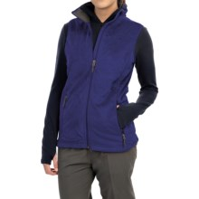 Mountain Hardwear Pyxis Fleece Vest (For Women) in Aristocrat - Closeouts