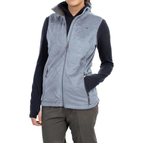 photo: Mountain Hardwear Pyxis Vest fleece vest
