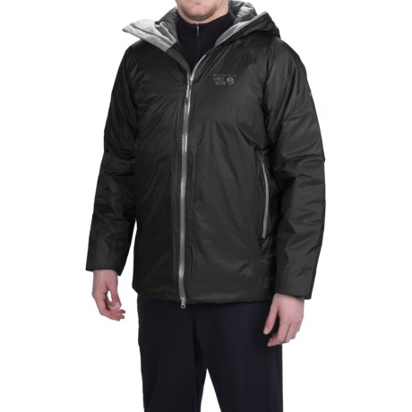 Mountain Hardwear Quasar Jacket Waterproof, Insulated (For Men)