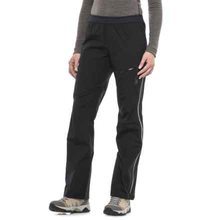 Mountain Hardwear Quasar Lite Dry.Q® Active Pants - Waterproof (For Women) in Black - Closeouts