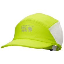 Mountain Hardwear Quasar Running Cap (For Men) in Acid Green - Closeouts
