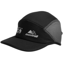 Mountain Hardwear Quasar Running Cap (For Men) in Black - Closeouts