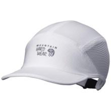 Mountain Hardwear Quasar Running Cap (For Men) in White - Closeouts