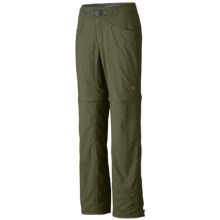 Mountain Hardwear Ramesa Pants - UPF 50, Convertible (For Women) in Caper - Closeouts