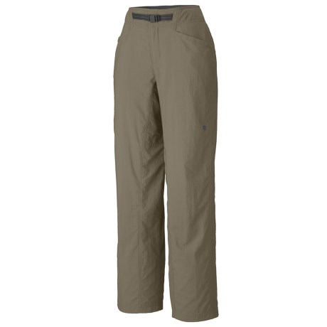 Mountain Hardwear Ramesa Pants - UPF 50 (For Women) in Khaki