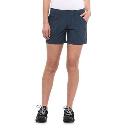Mountain Hardwear Ramesa Scout Shorts - UPF 50 (For Women) in Zinc - Closeouts