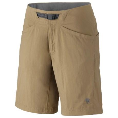 Mountain Hardwear Ramesa Shorts - UPF 50 (For Women) in Dune
