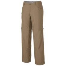 Mountain Hardwear Ramesa V2 Pants - UPF 50, Convertible (For Women) in Khaki - Closeouts