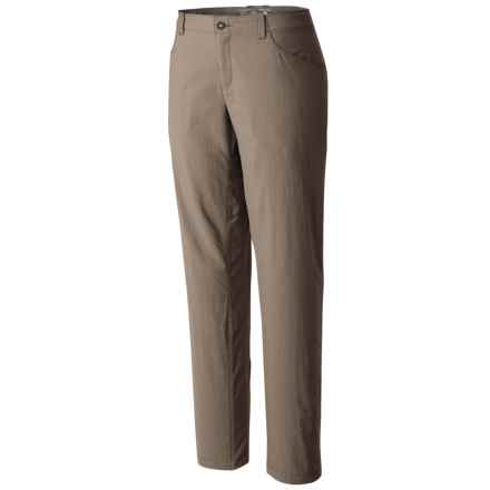 Mountain Hardwear Ramesa V2 Pants - UPF 50+ (For Women) in Khaki - Closeouts