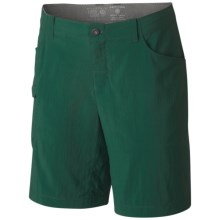 Mountain Hardwear Ramesa V2 Shorts - UPF 50 (For Women) in Hurricane - Closeouts