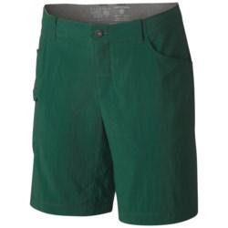 Mountain Hardwear Ramesa V2 Shorts - UPF 50 (For Women) in Hurricane