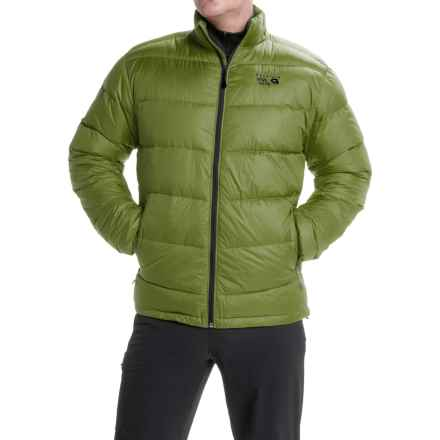 Mountain Hardwear Ratio Q.Shield® Down Jacket - 650 Fill Power (For Men) in Amphibian - Closeouts