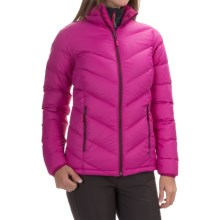 Mountain Hardwear Ratio Q.Shield® Down Jacket - 650 Fill Power (For Women) in Deep Blush - Closeouts