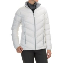 Mountain Hardwear Ratio Q.Shield® Down Jacket - 650 Fill Power (For Women) in White - Closeouts