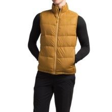 Mountain Hardwear Ratio Q.Shield® Down Vest - 650 Fill Power (For Men) in Underbrush - Closeouts