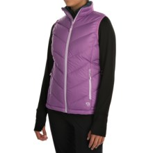 Mountain Hardwear Ratio Q.Shield® Down Vest - 650 Fill Power (For Women) in Northern Lights - Closeouts
