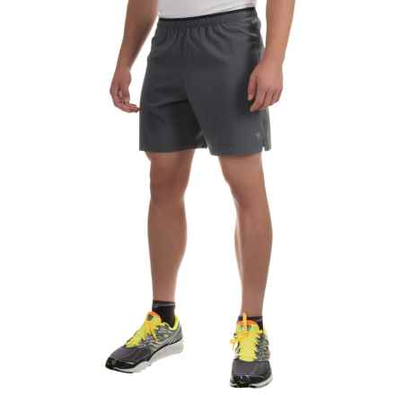 Mountain Hardwear Refueler Shorts - UPF 25 (For Men) in Shark/Titanium - Closeouts