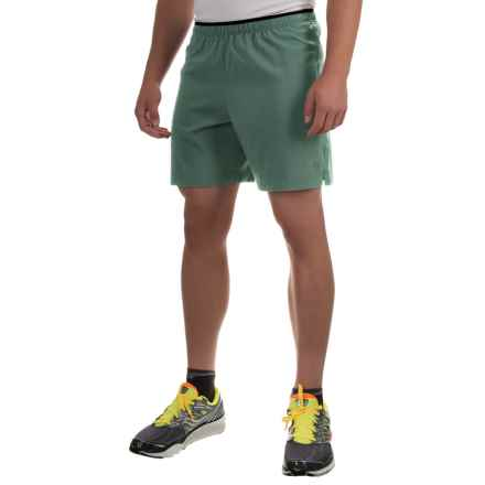 Mountain Hardwear Refueler Shorts - UPF 25 (For Men) in Thunderhead Grey - Closeouts
