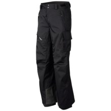 Mountain Hardwear Returnia Dry.Q® Core Cargo Pants - Waterproof (For Men) in Black - Closeouts