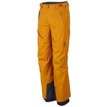 Mountain Hardwear Returnia Dry.Q® Core Pants - Waterproof (For Men) in Desert Gold - Closeouts