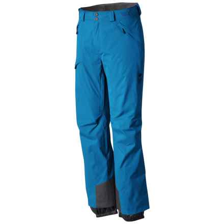 Mountain Hardwear Returnia Dry.Q® Core Ski Pants - Waterproof (For Men) in Dark Compass - Closeouts