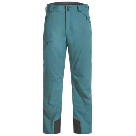 Mountain Hardwear Returnia Dry.Q® Core Ski Pants - Waterproof, Insulated (For Men) in Cloudburst - Closeouts