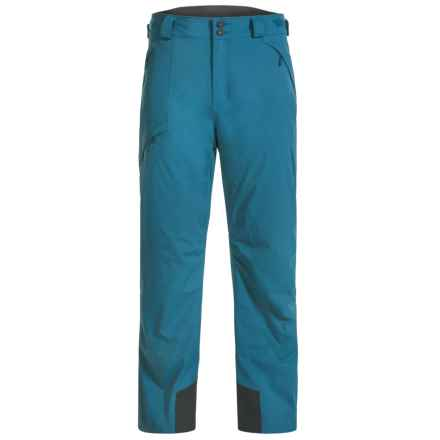 Mountain Hardwear Returnia Dry.Q® Core Ski Pants - Waterproof, Insulated (For Men) in Phoenix Blue - Closeouts