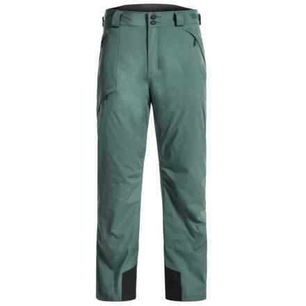 Mountain Hardwear Returnia Dry.Q® Core Ski Pants - Waterproof, Insulated (For Men) in Thunderhead Grey - Closeouts