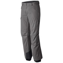 Mountain Hardwear Returnia Dry.Q® Core Ski Pants - Waterproof, Insulated (For Men) in Titanium - Closeouts