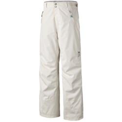 Mountain Hardwear Returnia Dry.Q® Core Snow Pants - Waterproof (For Women) in Hot Rod