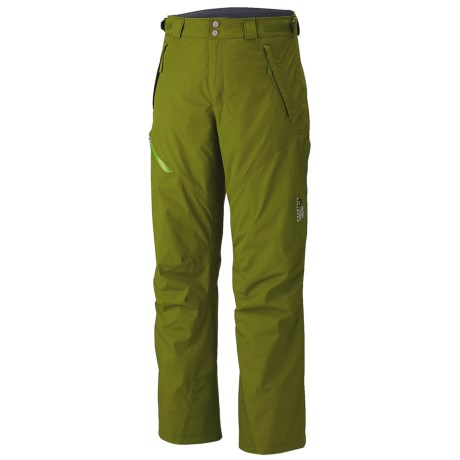 Mountain Hardwear Returnia Dry.Q Core Snow Pants - Waterproof, Insulated (For Men) in Deep Water