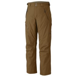 Mountain Hardwear Returnia Dry.Q® Core Snow Pants - Waterproof, Insulated (For Men) in Elm