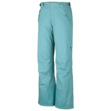 Mountain Hardwear Returnia Dry.Q Core Snowsport Pants - Waterproof, Insulated (For Women) in Wink - Closeouts