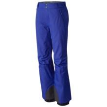 Mountain Hardwear Returnia Dry.Q® Ski Pants - Waterproof, Insulated (For Women) in Dynasty - Closeouts