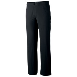 Mountain Hardwear Rifugio Supreme Pants - UPF 50 (For Men) in Khaki